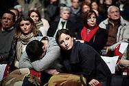 MILANO. DIMETTITI PER UN'ITALIA LIBERA E GIUSTA MANIFESTAZIONE   ORGANIZZATA DALL'ASSOCIAZIONE NO PROFIT LIBERTA' E GIUSTIZIA PER CHIEDERE LE DIMISSIONI DEL CAPO DEL GOVERNO ITALIANO SILVIO BERLUSCONI;