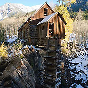 Lost Horse Mill, Elk Mountains