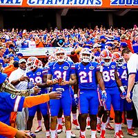 NCAA College Football: Florida Atlantic at Florida<br />