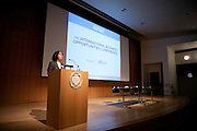 The New York Enterprise Report presentd the 2nd annual International Business Opportunities Conference. Raj Seshadri, Head of Small Business Banking, Citibank delivered opening remarks. Incorporating lessons learned from the latest opportunities and pitfalls, The International Business Conference provided attendees with critical information and resources needed to thrive in the growing global marketplace. Experts provided insight for those currently doing business overseas or are considering doing so. The conference featured 6 sessions designed to help participants achieve international business success.The conference was held Wednesday, November 9, 2011 from 8:00am to1:00pm at The Graduate Center in New York.