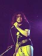 Bad Company 1976 Paul Rodgers.© Chris Walter.