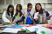 Girl Scouts – Operation Holiday Cards