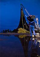 dock scene, Sinop, Turkey