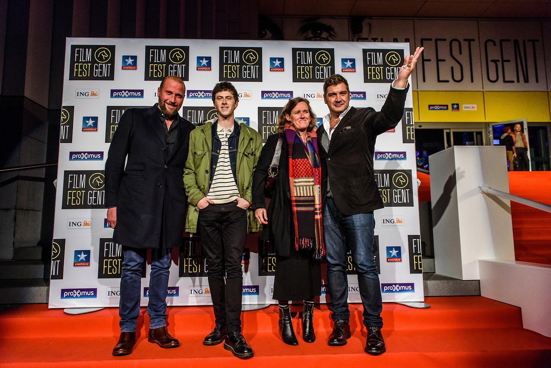 Film Fest Gent - Q&A Thomas Bidegain - Les Cowboys