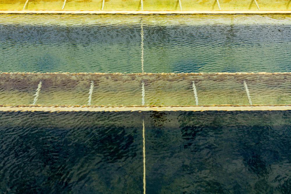 Municipal water supply filtration