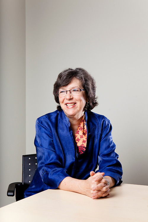 Jane V. Wellman, executive director of the Delta Project on Postsecondary Education Costs, Productivity, and Accountability, poses for a portrait at her office on Friday, April 29, 2011 in Washington, DC.