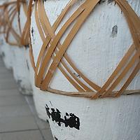Details of jars on the street in Narita Japan (tjp_325_0283)