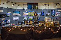 The holiday market at the University of Wyoming Union is a favorite show of mine as a fellow alumni as well as a proud member of Wyoming's wonderful artists community! Featured are my signature metal prints on the gallery walls.