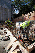 Pembroke College Brewer Street Project, May '11