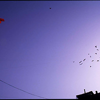 OCTOBER FIRST, THE NATIONAL DAY IN KASHGAR.