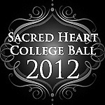 Sacred Heart College Ball 2012