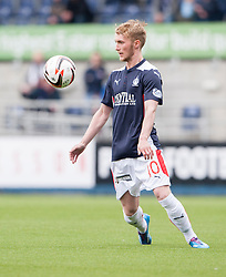 Falkirk's Craig Sibbald.<br /> Falkirk 3 v 1 Alloa Athletic, Scottish Championship game played today at The Falkirk Stadium.<br /> &copy; Michael Schofield.
