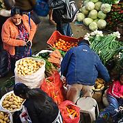 Chichicastenango Market / Chichicastenango / Guatemala