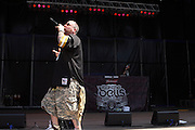 Everlast and Costra Nostra perform at The 2009 Rock the Bells Concert presented by Guerilla Union in association with Budweiser and held at Jones Beach July 19, 2009 in Babylon, NY..Few events can claim to both capture and define a movement, yet this is precisely what Rock The Bells has done since its inception in 2003. Rock The Bells is more than a music festival. It has become a genuine rite of passage for thousands of core, social, conscious, and independent Hip Hop enthusiasts, and Hip Hop Heads Globally. ..Rock The Bells is the ultimate Hip Hop platform and premiere music experience in America. Rock The Bells has established a forum of unparalleled diversity and excellence by uniting the biggest names involved with urban culture.
