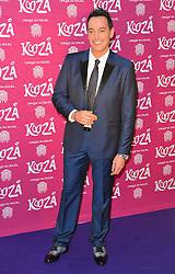 Craig Revel Horwood attends  Cirque Du Soleil Kooza Press Night  at The Royal Albert Hall, Kensington Gore, London on Tuesday 6 January 2015
