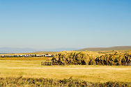 Haystack, Big Hole Valley, Land of 10,000 Haystacks, Jackson, Montana, made with Beaverslide