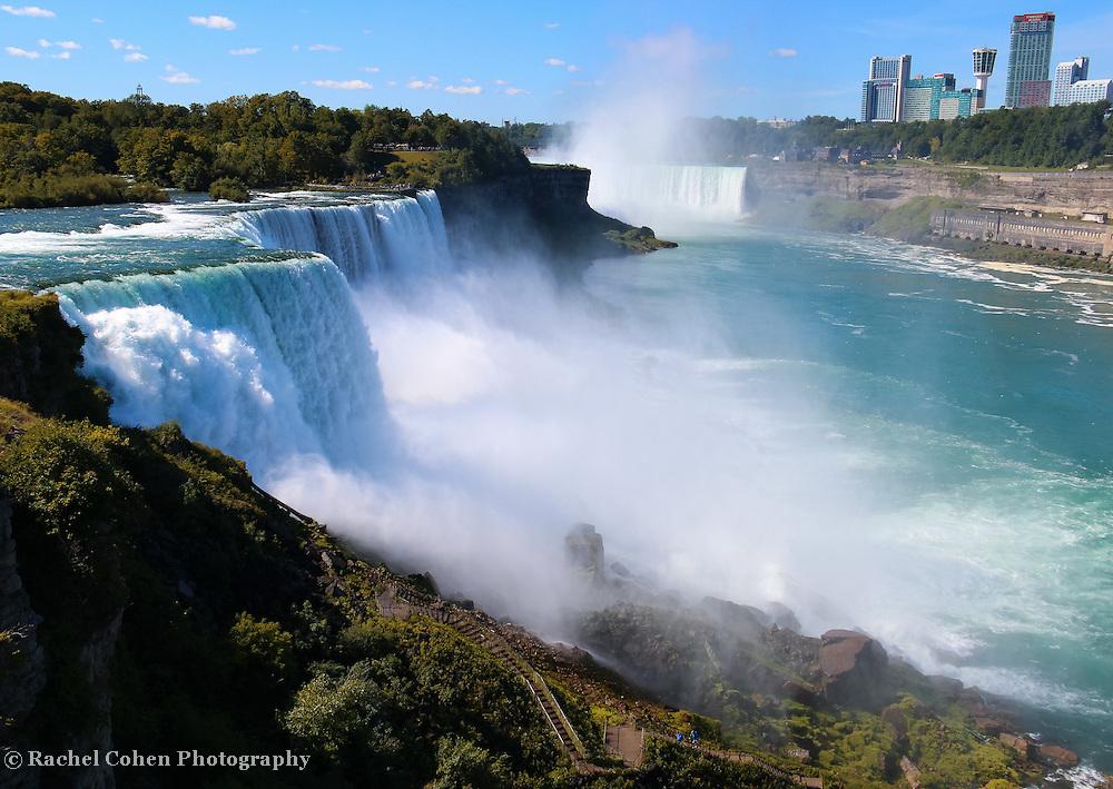 &quot;Niagara Falls&quot; 3<br /> <br /> Niagara Falls USA.<br /> <br /> Waterfalls by Rachel Cohen