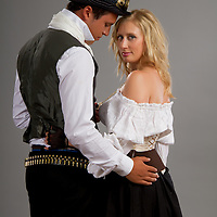 Steampunk Couples
