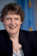 Helen Clark, Administrator of the United Nations Development Programme in her office at the UNDP in New York, NY on June 13, 2014. (Photo by Melanie Burford/Prime)