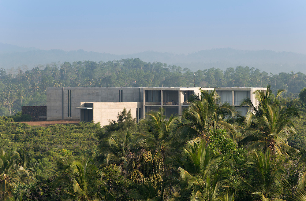 Tadao Andō, Sri Lanka
