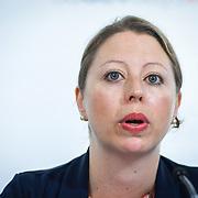 20160616 - Brussels , Belgium - 2016 June 16th - European Development Days - Promoting young people as peacebuilders  - Sonya Reines-Djivanides , Executive Director , European Peacebuilding Liaison Office - Moderator © European Union