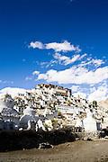 Tiksay monastery, Leh valley.