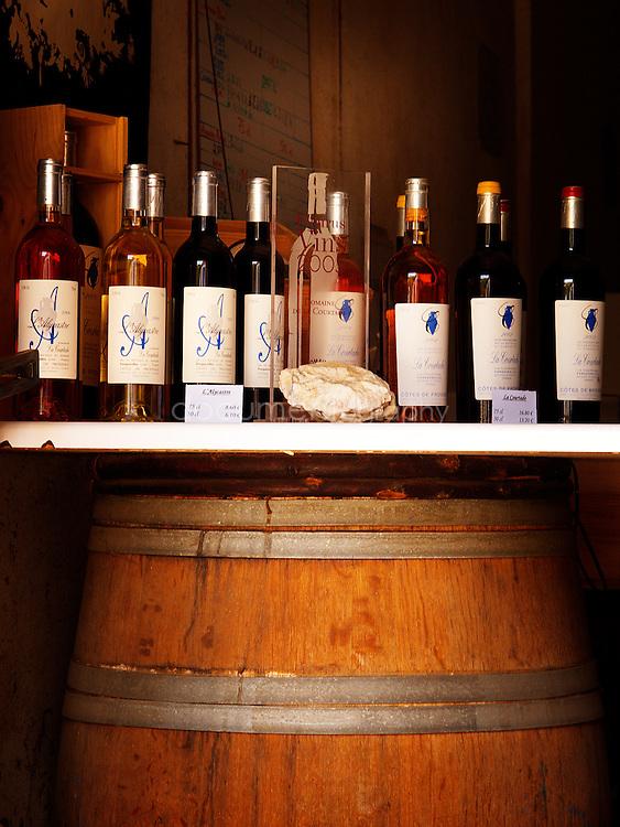 Domaine de La Courtade, les vins
