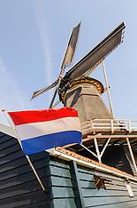 Zwolle, Oliemolen De Passiebloem, Zwolle, Overijssel, Netherlands