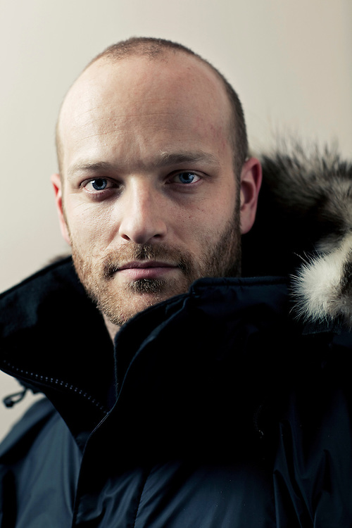 Ben Saunders, British Polar Explorer