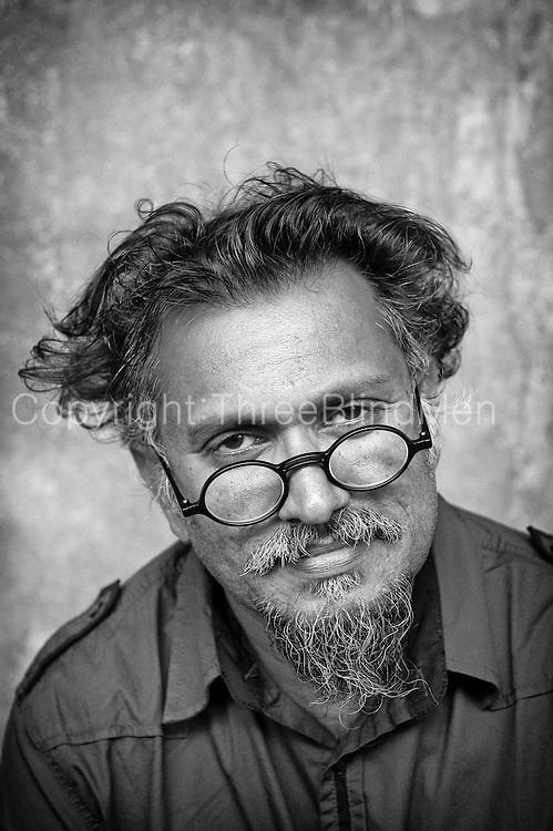 Manjunan Gnanaratnam.<br /> Avant Garde Composer, Interdisciplinary Artist and Music Theorist