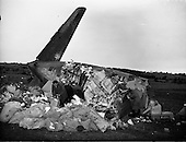 1960 - 26/02  Alitalia Crash at Shannon Airport