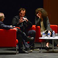 8th Film Festival Masterclass Tarantino