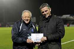 50/50 winner - Mandatory byline: Dougie Allward/JMP - 01/03/2016 - FOOTBALL - Memorial Stadium - Bristol, England - Bristol Rovers v Hartlepool United - Sky Bet League Two