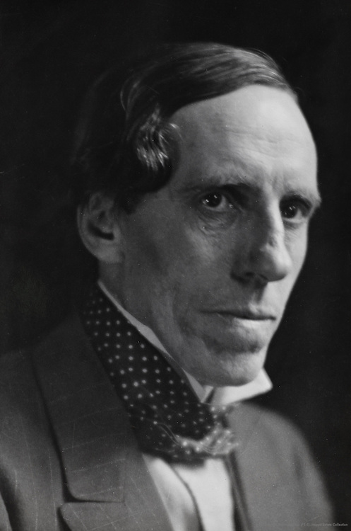 Louis McQuilland, author and poet, England, UK, 1922