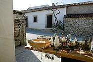 Casa-Museu de Aljustrel, Aljustrel, F&aacute;tima.<br /> 2005.<br /> Paulo Cunha / 4see