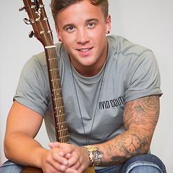 Former X Factor star Sam Callahan