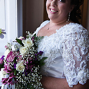 11/11/11 Elkton MD: Wedding portrait of New Castle Delaware Susan Lynn McGinnis Friday, Nov. 11, 2011 at Elkton Wedding Chapel in Elkton Maryland.<br /> <br /> Special to The News Journal/SAQUAN STIMPSON