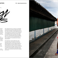 A feature spread and interview in Joia Magazine.