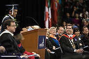 Undergraduate Commencement. (Gonzaga photo by Rajah Bose)