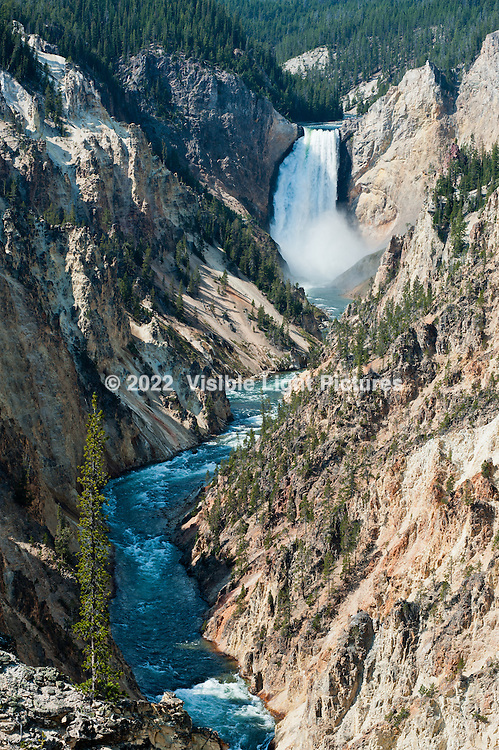 Yellowstone National Park, Artist's Point