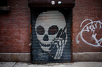 SoHo street art world. For Seth Kugel's Weekend in New York column.
