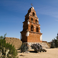 Mission San Miguel for Smithsonian Magazine