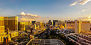 """The largest concentration of luxury hotels in the world.  Las Vegas Boulevard aka """"The Strip"""" is the original main street of Las Vegas, Nevada."""