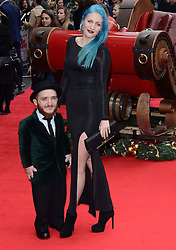 Guests attend The UK Premiere of Get Santa at Vue West End, Leicester Square, London on Sunday 30th November 2014