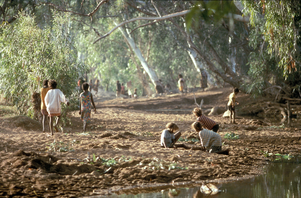 Camping during Pentecost Festival at Violet Valley, The Kimberley Western Australia