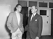 1958 Herb Elliott at Irish Shell