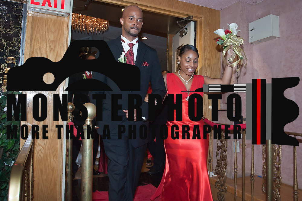 Shanetta & Marlon Blackman wedding held at Astoria World Manor in Queens NY Sunday, June 26, 2011...Special to Monsterphoto/SAQUAN STIMPSON
