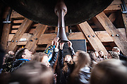 Zygmunt bell in Wawel Royal Castle, Krakow