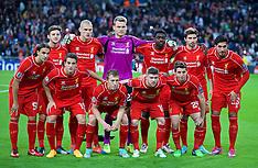 141104 Real Madrid v Liverpool
