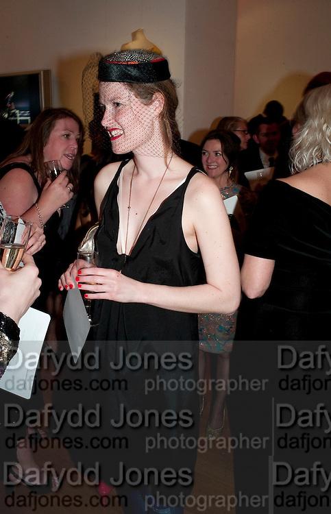 LOUISE LANGKILDE;, The Royal College of Art Fashion Gala. Kensington Gore. London. 11 June 2009.
